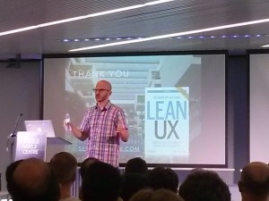 Jeff Gothelf Lean UX