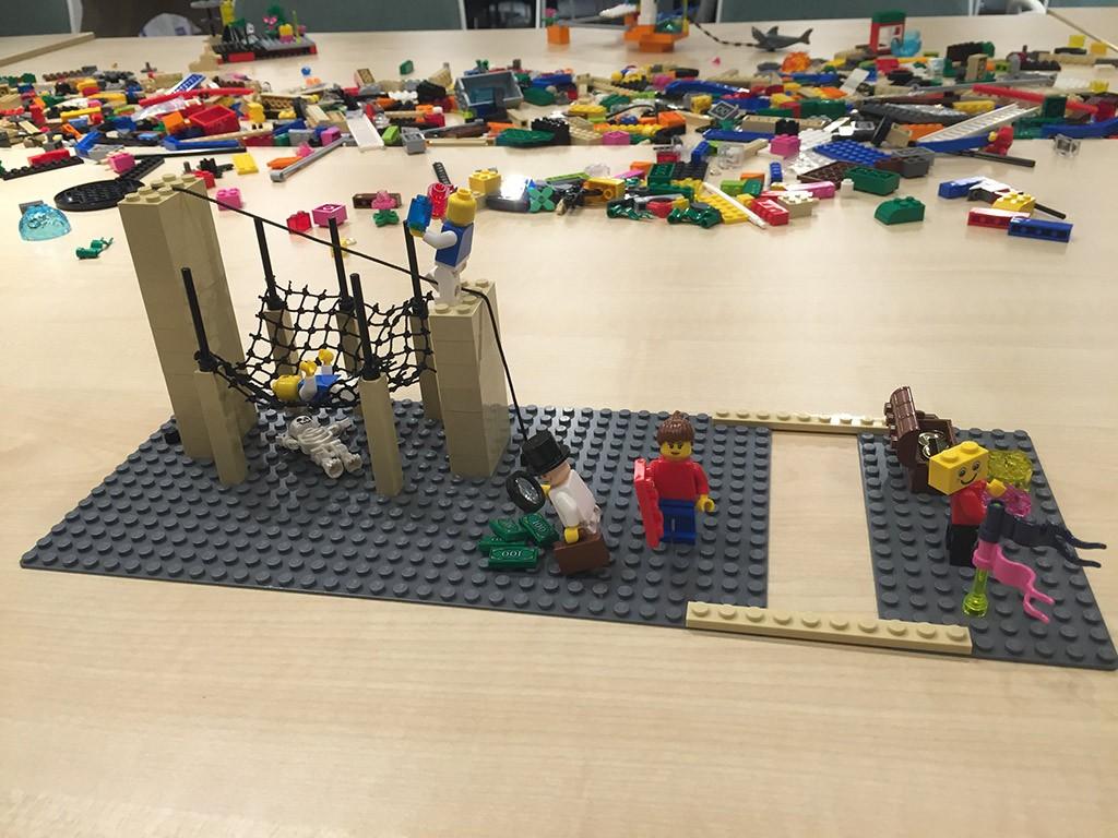 Lego Example 2