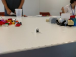 Lego workshop Eye