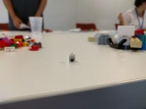 Lego workshop Eye