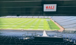 Agile Lean Ireland at Croke Park